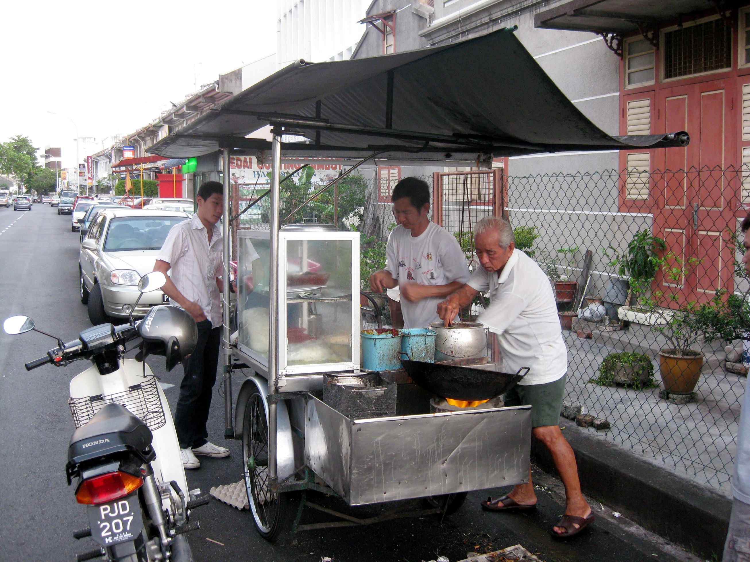 Famous Food in Penang