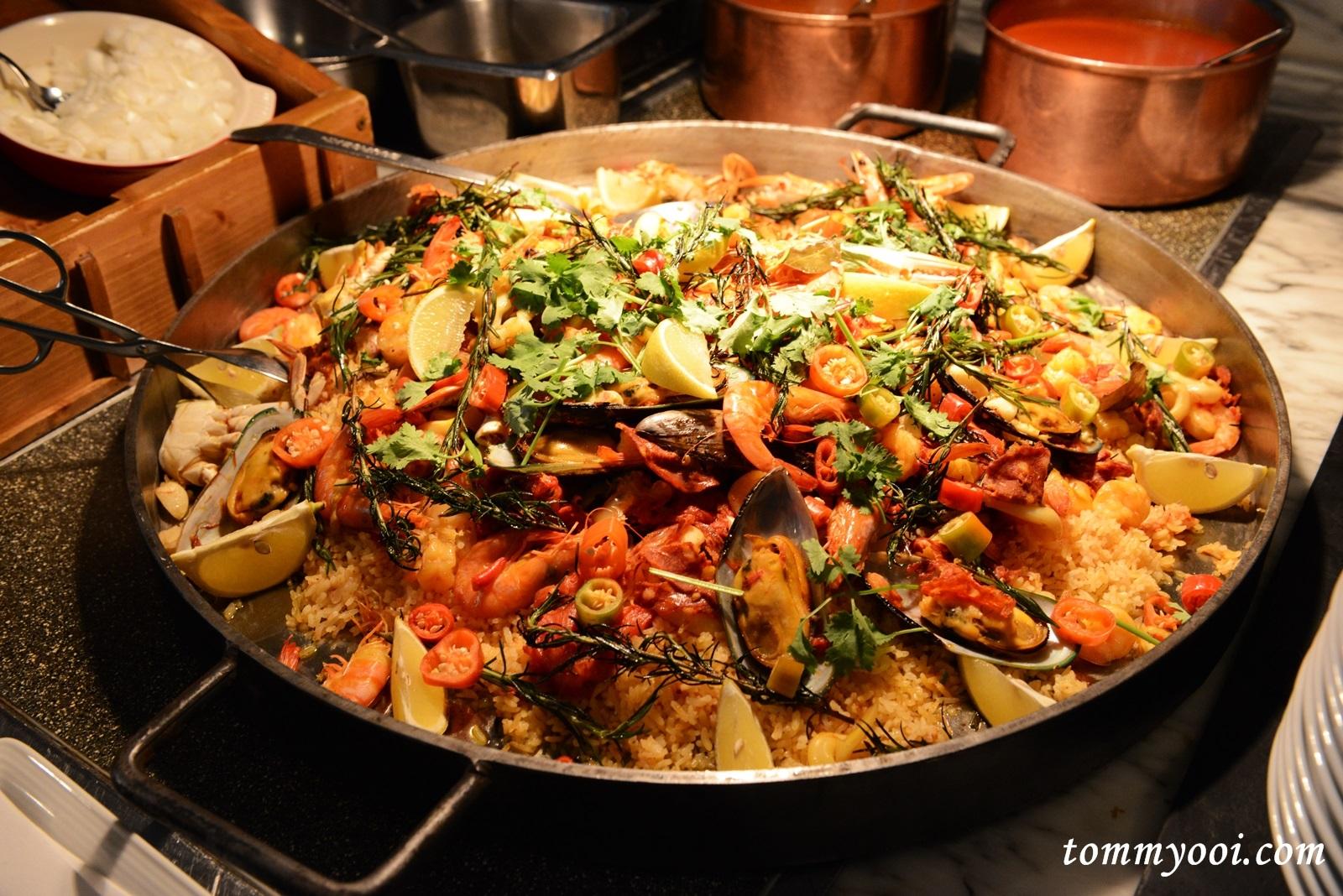 Spanish Fiesta Buffet at Le Meridien Bangkok - Tommy Ooi ...
