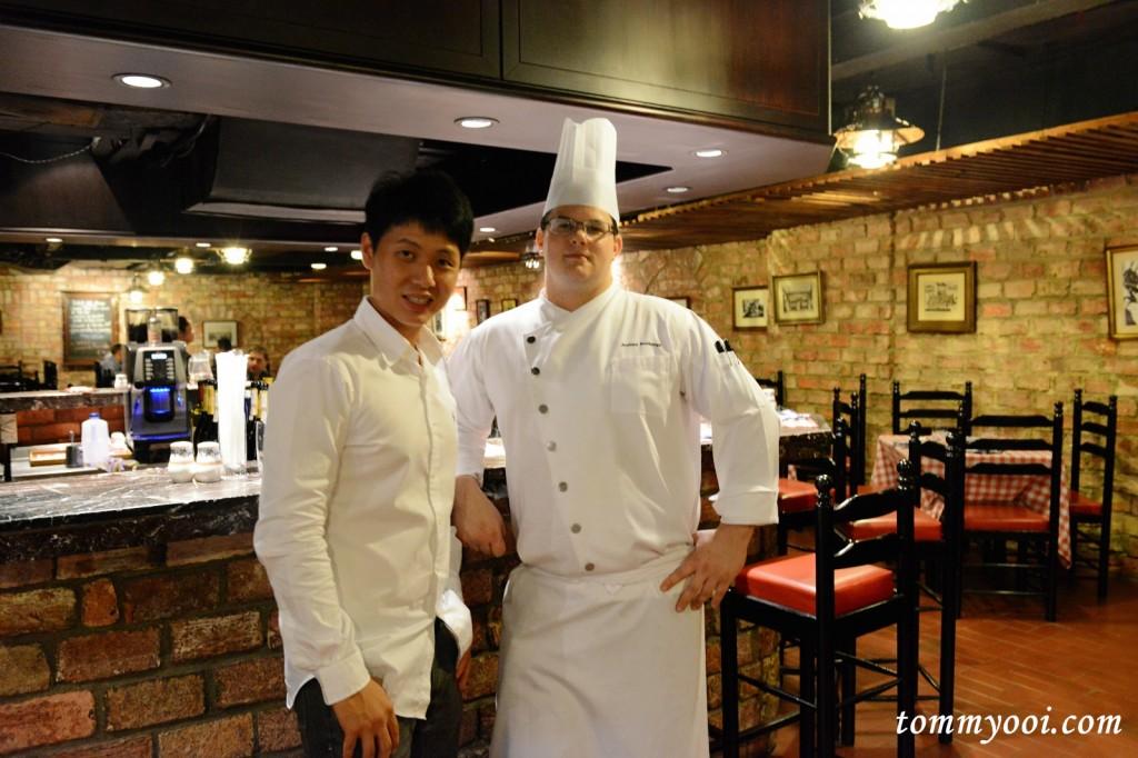 Chef Andrea, Pete's Place