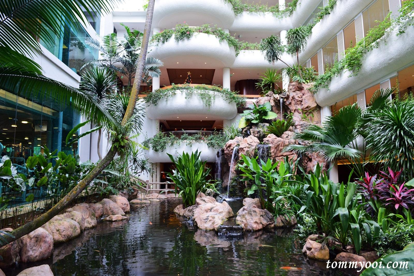 Shangri La Hotel Singapore Tommy Ooi Travel Guide