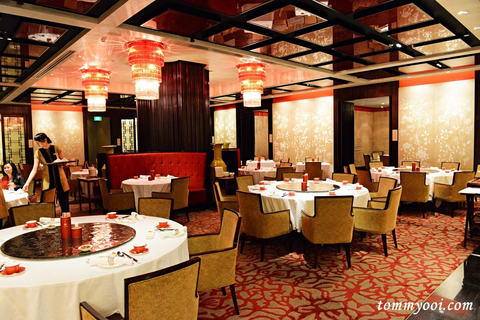 Dim Sum at Shang Palace, Shangri La Singapore - Tommy Ooi