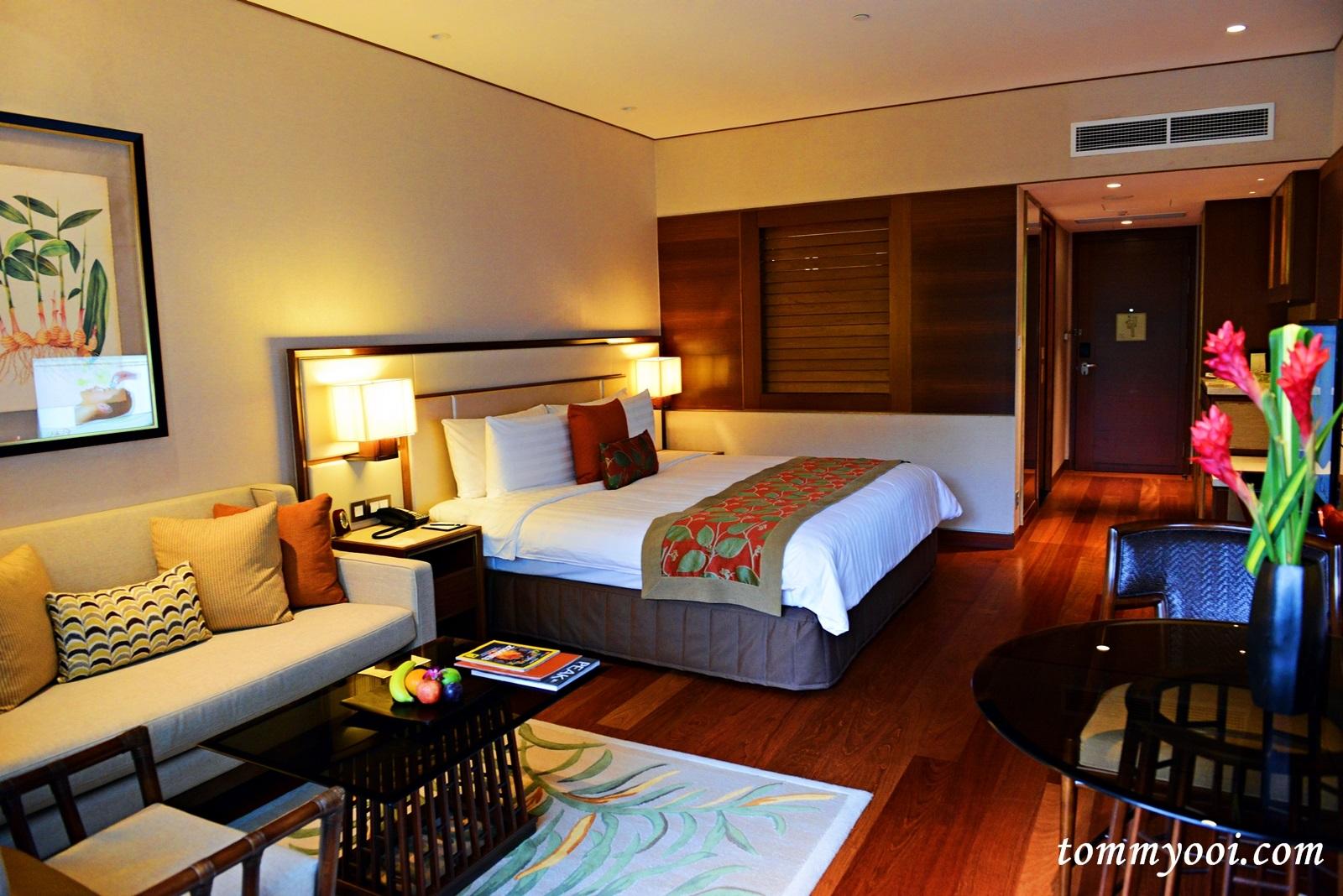 Shangri La Hotel Singapore - Tommy Ooi Travel Guide