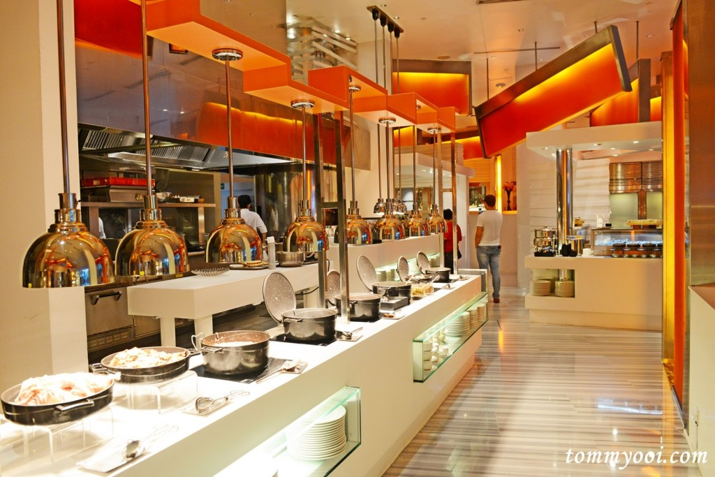 The Line, Shangri La Singapore