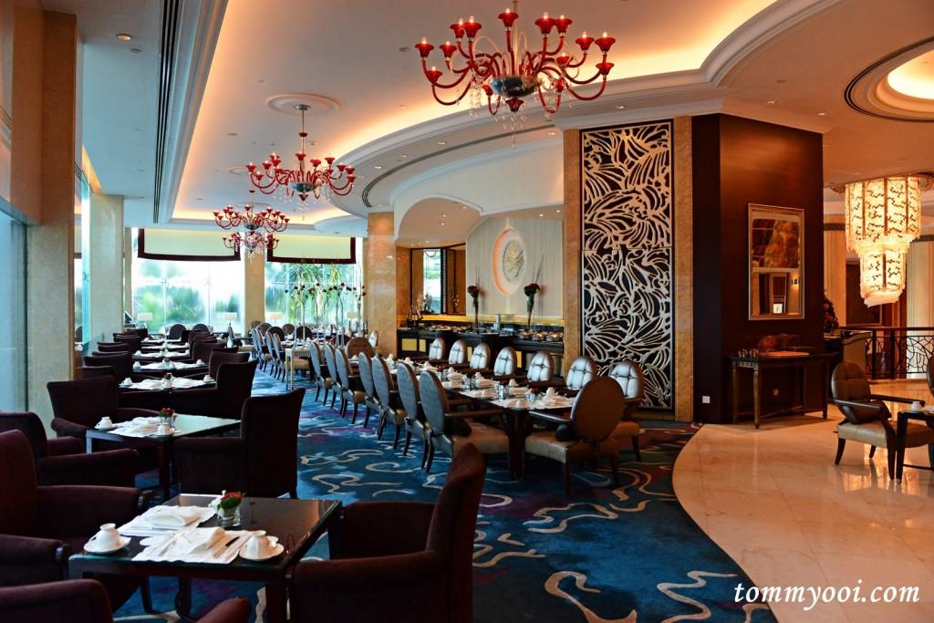 Rose Veranda, Shangri La Singapore