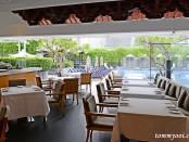 Pool Grill, Singapore Marriott Hotel
