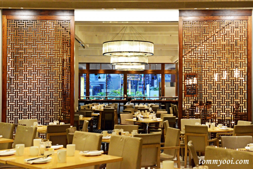Marriott Cafe, Singapore Marriott Hotel
