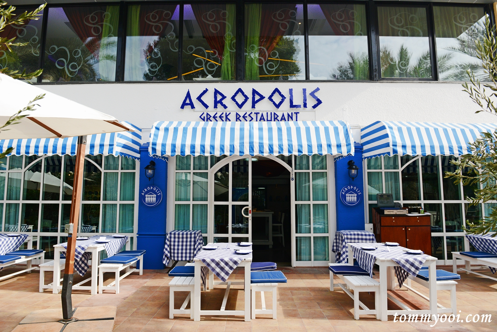 Acropolis authentic greek cuisine in abu dhabi tommy for Abu authentic cuisine taipei