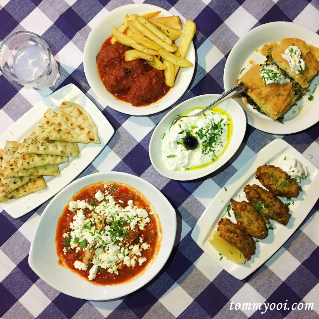 Acropolis authentic greek cuisine in abu dhabi tommy for Acropolis cuisine