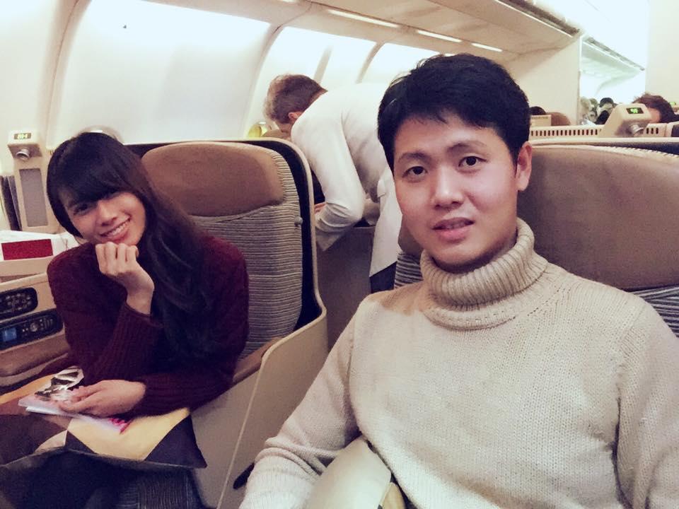 Etihad Airways Business Class