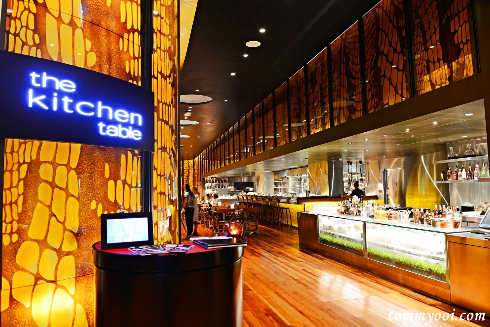 Fine Dine At Kitchen Table W Bangkok Tommy Ooi Travel Guide