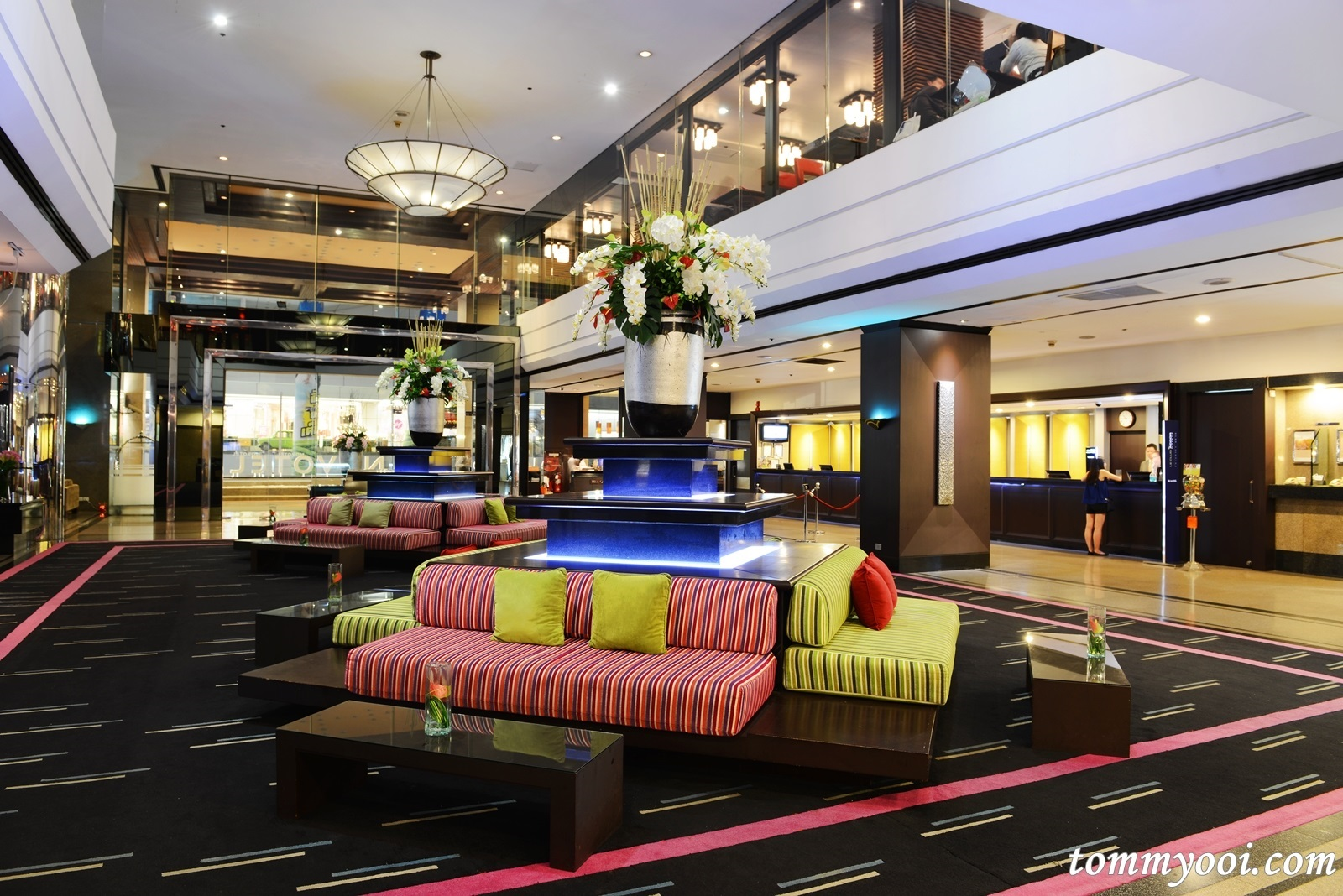 Novotel Bangkok On Siam Square Tommy Ooi Travel Guide