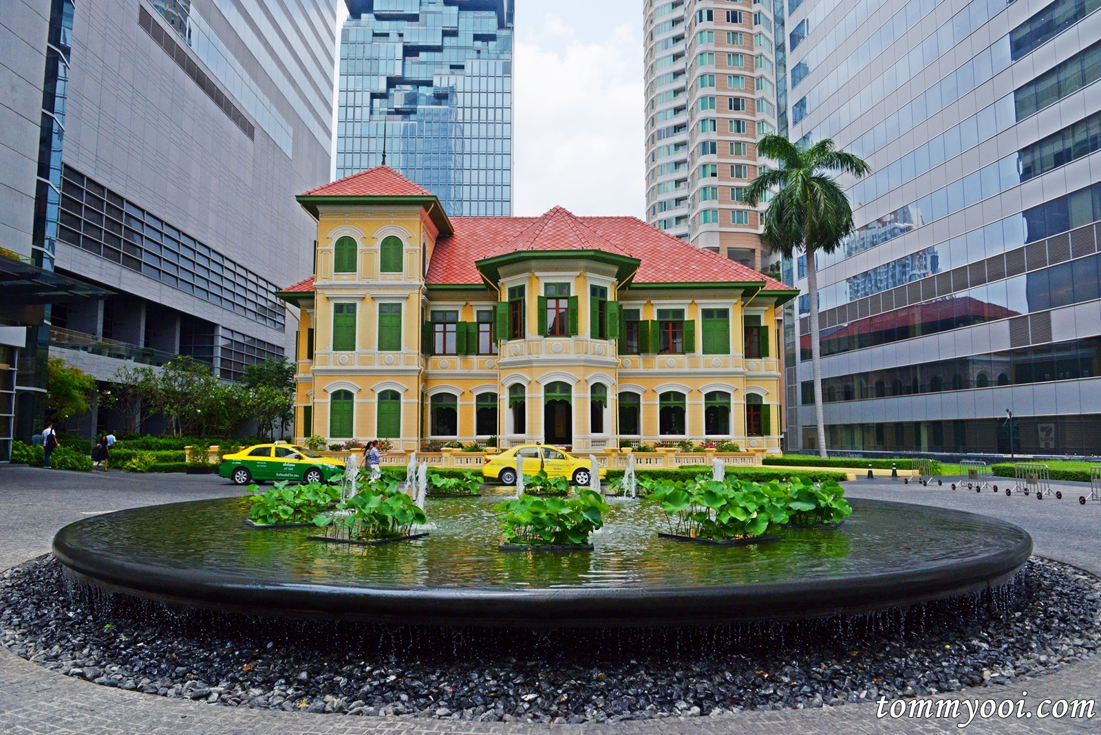 The House Of Sathorn W Bangkok Hotel Tommy Ooi Travel Guide