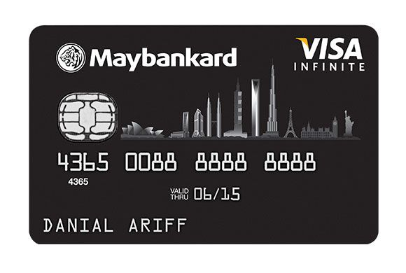 how to use nab credit card overseas