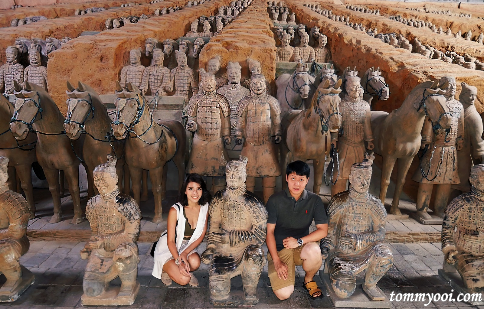 what are the terracotta warriors